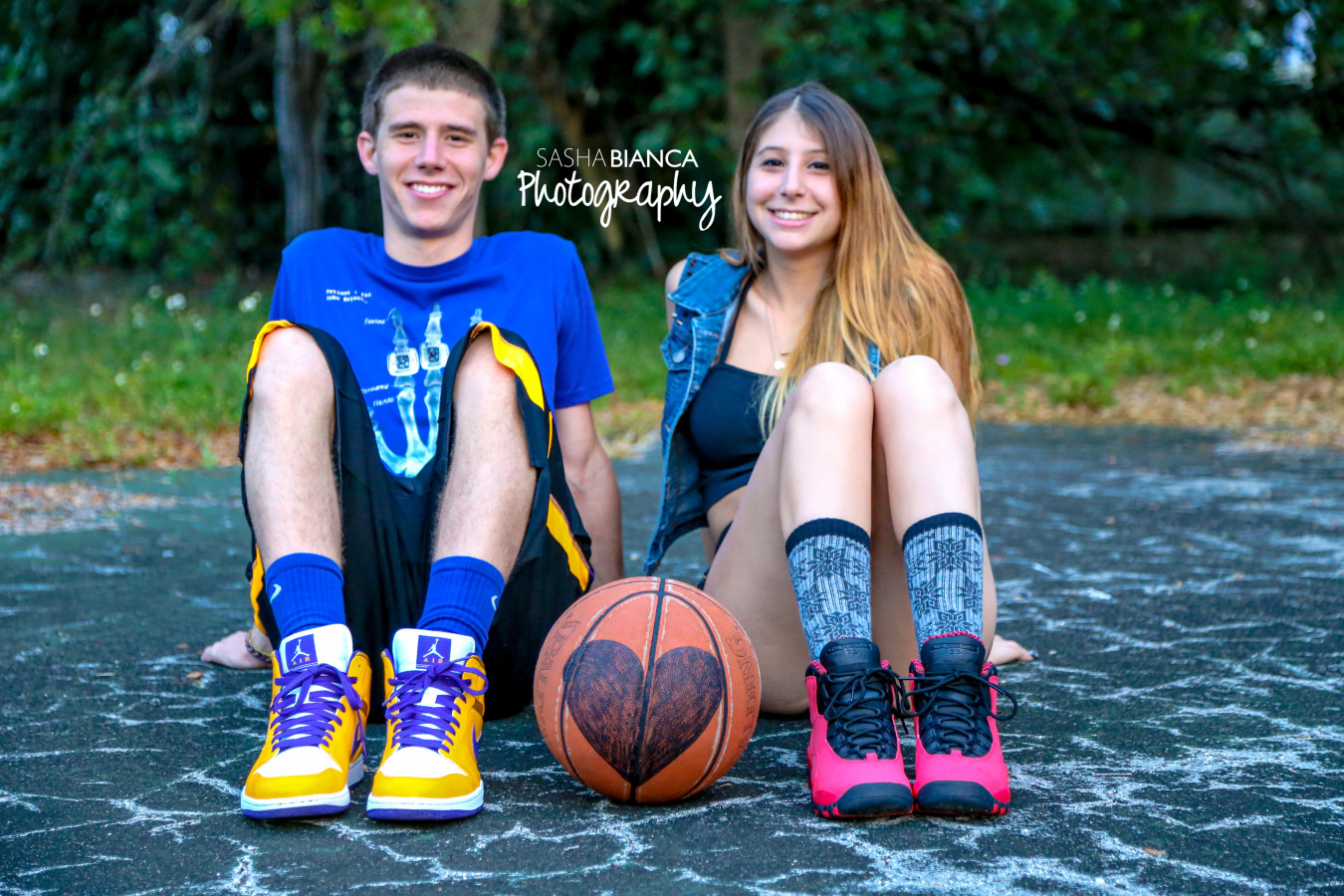 Sasha Bianca Photography All S Fair In Love And Basketball