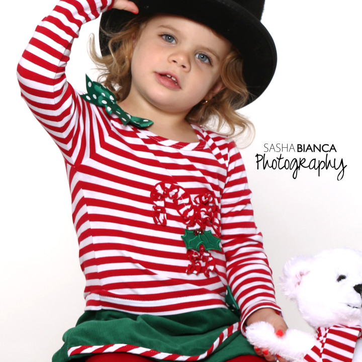Jillian's Christmas Mini Session
