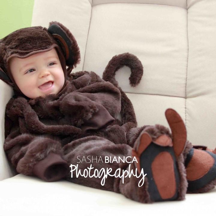 Monkey Baby!
