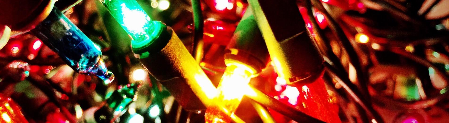 December 3: Lights